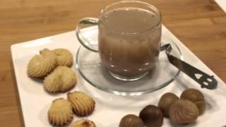 (玩轉豆漿機1) 板栗南瓜粥、桂花蜂蜜蓮藕糊