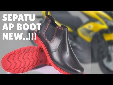 Sepatu All bike by Ap boots #sepatu terbaik