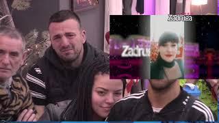 Zadruga 4 - Vladimir Tomović - Novogodišnja čestitka - 31.12.2020.