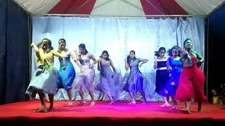 Mohamundhiri dance from madhuraraaja