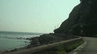 知多半島 内海 曲は、愛知出身センチメンタルシティロマンスの「内海ラ...