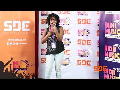 Bidii  Music Talent Search (Nairobi Editions 2)