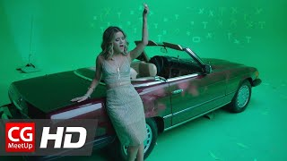 "CGI VFX Breakdown HD: ""80s Mercedes Vfx Breakdown"" by Reactiv"