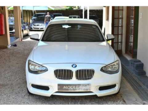 2012 BMW 1 SERIES 116i (F30) 5 Door Urban Line Steptronic Auto For ...