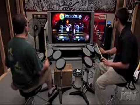 Rock Band: Drum - off (Xbox 360, PS3, PS2)