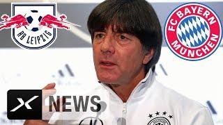 Jogi-Alarm! Joachim Löw sorgt sich um deutschen Fußball | Deutschland | Bundesliga