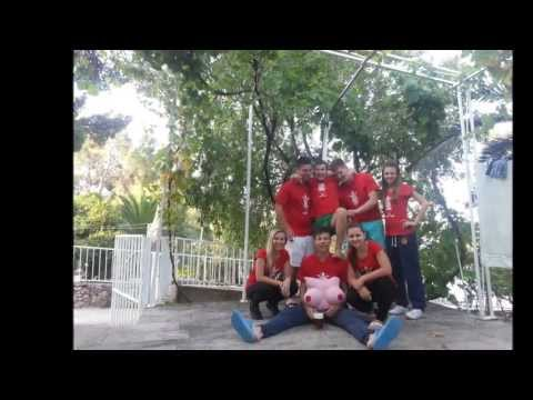Czech party team - CHORVATSKO 2013