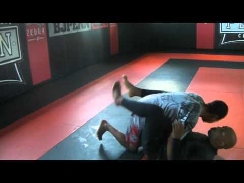 Training with Jay Penn