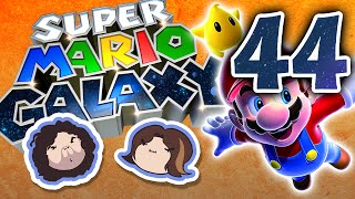 Super Mario Galaxy: ABC, 123, Tehehe - PART 44 - Game Grumps