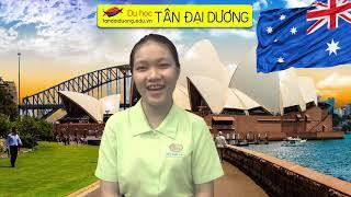 Chia sẻ ước mơ du học Úc của học sinh Bích Ngọc