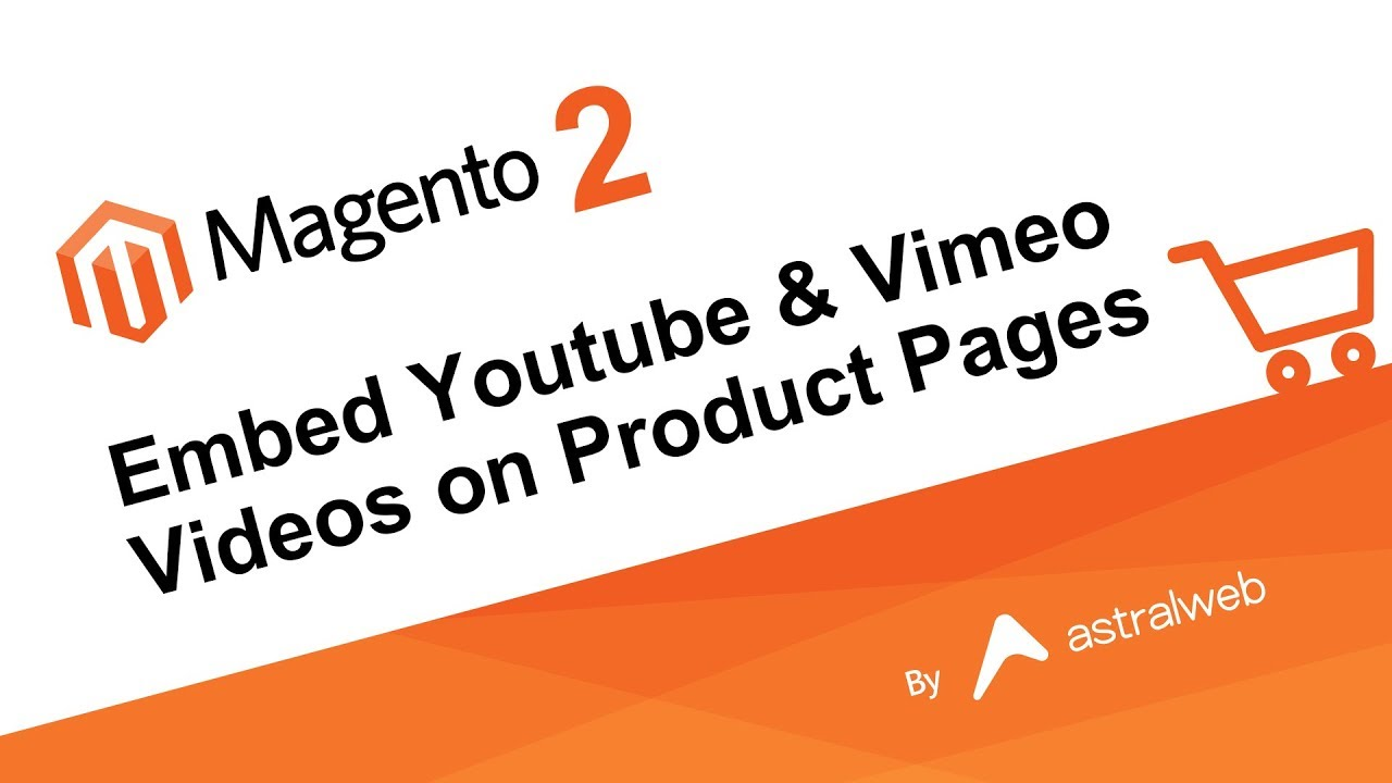 Magento 2- Embed Youtube & Vimeo Videos on Product Pages