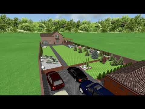 Ландшафтный дизайн, landscape design