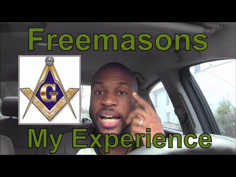 Freemasons  My Experience of who they are