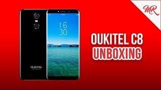 OUKITEL C8 ◊ Marcos Reviews