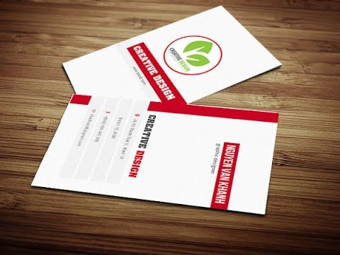 Creative Business Card | Thiết kế name card | in name card | card visit