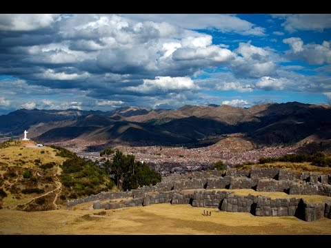 Sacsayhuaman: The Inca's Temple-fortress.
