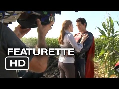 Man of Steel Extended Featurette (2013) - Superman Movie HD