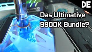 Z390 AORUS Xtreme Waterforce 5G Bundle mit 9900K - Der einfachste Weg zu 5.1 GHz! #XtremeCombo