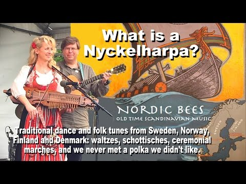 Nyckelharpa What is it? Swedish Folk Music ? Norsk Hostfest 2015