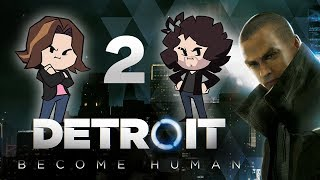 Detroit: They Took Our Jobs! - PART 2 - Game Grumps