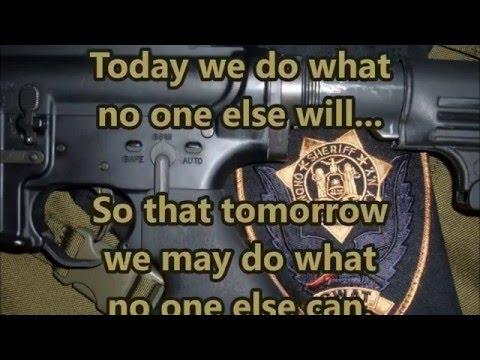 Onondaga County Sheriff's Office SWAT 2016
