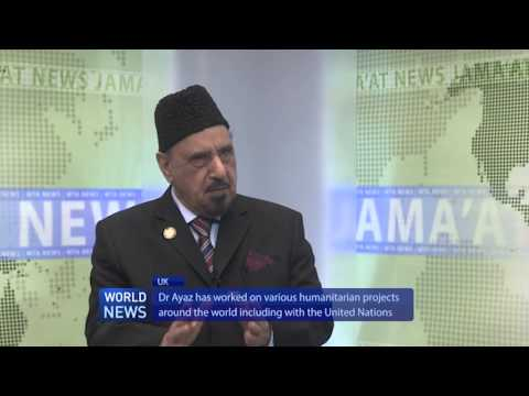 History of Ahmadiyya in Tuvalu - Dr Iftikhar Ayaz interview following his knighthood