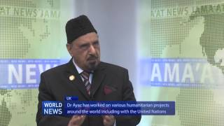 History of Ahmadiyya in Tuvalu - Dr Iftikhar Ayaz interview following his knighthood
