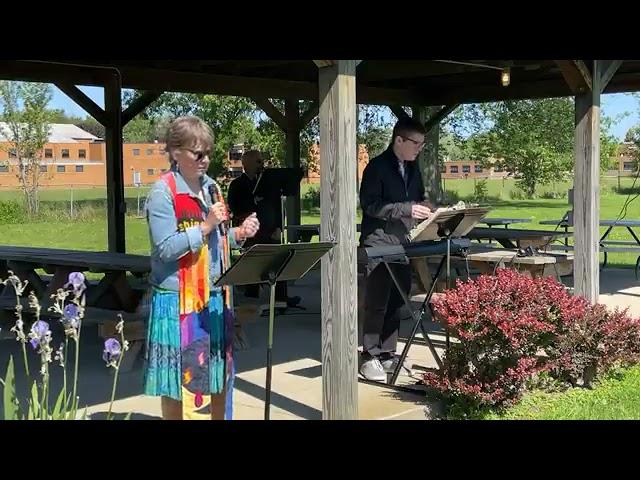 Worship May 30, 2021 -Trinity Sunday