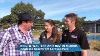 Anglesea Beachfront Family Caravan Park