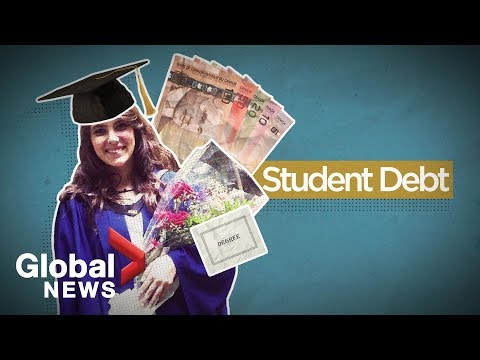 Which Canadians May Struggle The Most To Pay Off Their Student Loans?