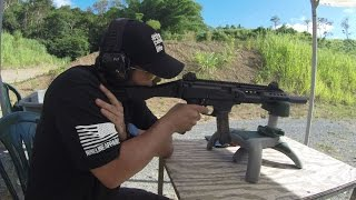 shooting long range cz scorpion evo carbine