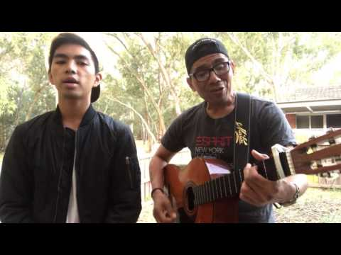Indonesia tanah air beta (guitar cover with Sam)