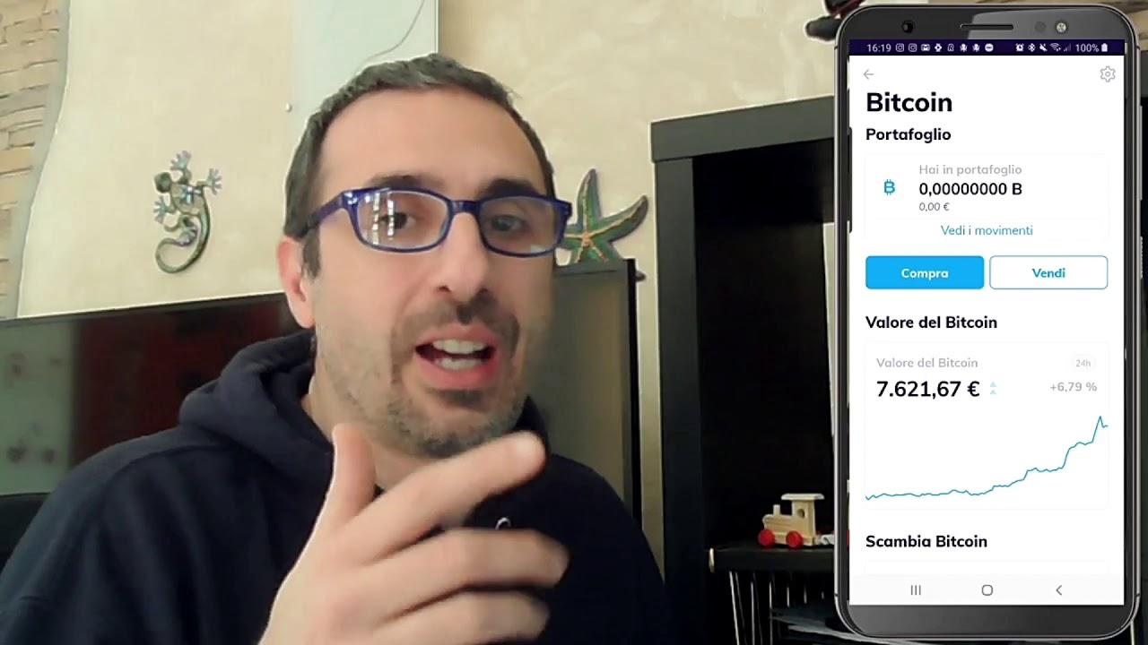 scambia bitcoin su youtube accumulare soldi sinonimo