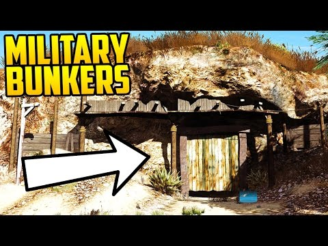 TOP 10 POSSIBLE MILITARY BUNKER / BASE LOCATIONS FOR THE UPCOMING DLC!