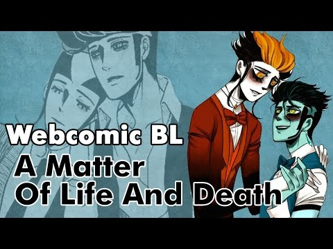 WebComic BL A Matter Of Life And Death