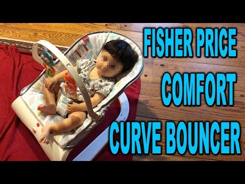 Fisher Price Comfort Curve Bouncer Review - Clueless Dad