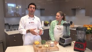 Video How to Make a Green Smoothie with your Vitamix download MP3, 3GP, MP4, WEBM, AVI, FLV Mei 2018