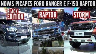 Será Que Vêm? Novas Picapes Ford Ranger E F-150 Raptor: O Público Que Decide!