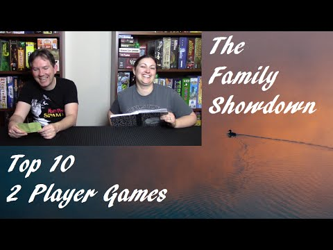 Top 10 Two Player Games