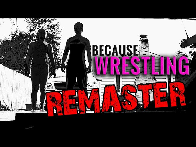 The Following Announcement Show - Because Wrestling (Remaster)