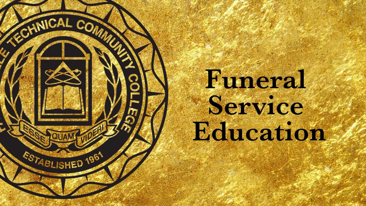 FTCC Funeral Service Education - YouTube