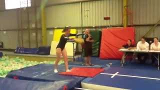 QC1 TUMBLING - Tekaisha Trappitt (2nd Pass)