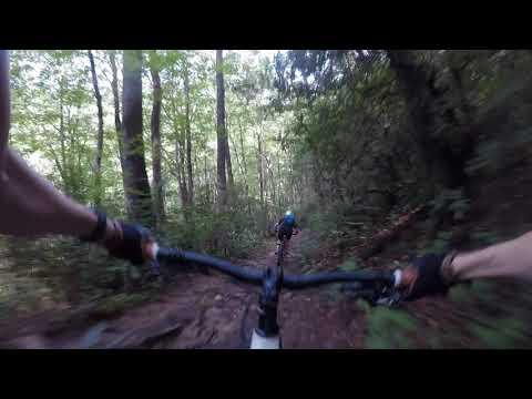 [Gimbal] Ride highlights at Avery Creek