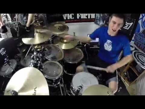 The Offspring - Drum Cover - You're Gonna...