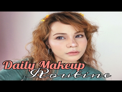Daily Makeup Routine   Naddy Sushi