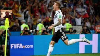 Allemagne - Suède : Débrief coupe du monde 2018 : Au bout du suspense
