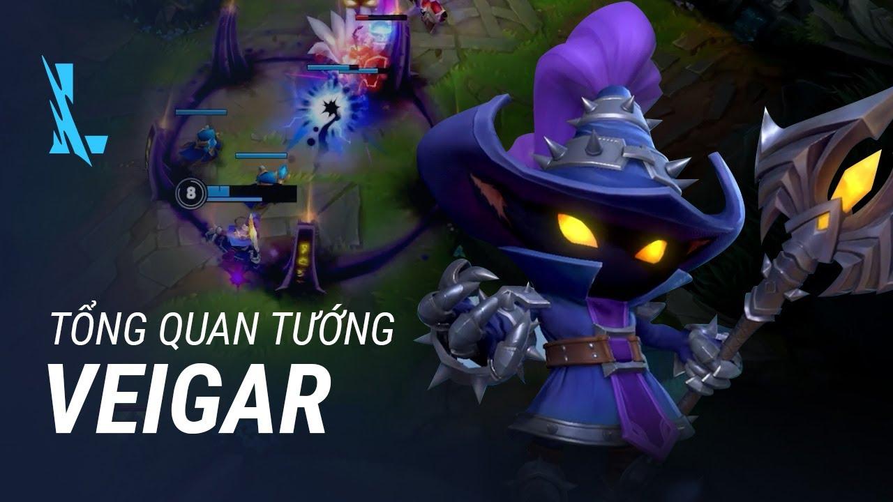 Tổng Quan Tướng Veigar - Bậc Thầy Tiểu Quỷ