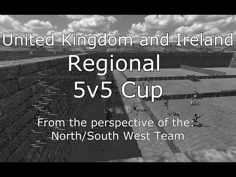 United Kingdom and Ireland Regional 5v5 Cup