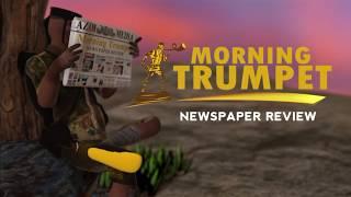 MAGAZETI YA LEO JUMAPILI 19/08/2018  (MORNING TRUMPET - AZAM TV)