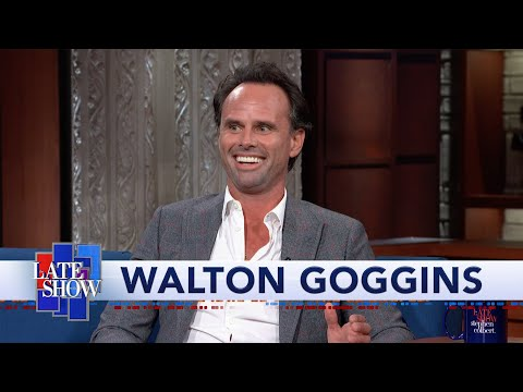 Walton Goggins' First Acting Gig Was The Deleted Scenes Reel From A Billy Crystal Movie